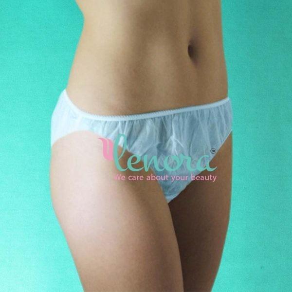 Light Blue Color disposable Panty
