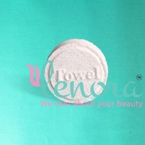 Compressed Rowel Towel