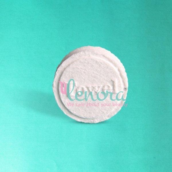 Compressed Rowel Towel