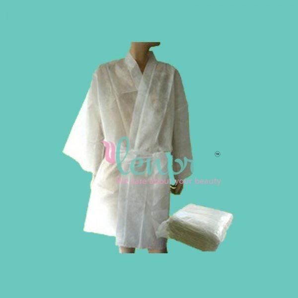 Disposable bathrobe standard