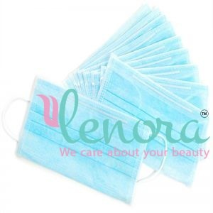 Face mask elastic