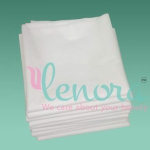 DISPOSABLE BEDSHEETS ( SINGLE PC FOLDING)