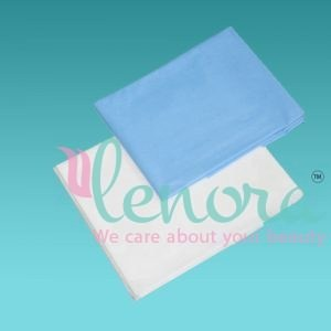 disposables-bedsheet-blue-and-white